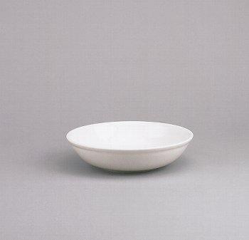 Salat rund A 13 cm weiß, Form 98