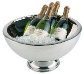 Champagnerkühler 10,5 l doppelwandig