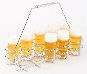 Glasträger 10 Gläser