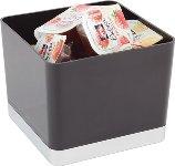Tischreste- / Universalbox schwarz