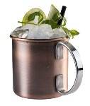 Becher MOSCOW MULE 0,45 l Chromgriff