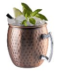 Becher MOSCOW MULE 0,5 l Chromgriff