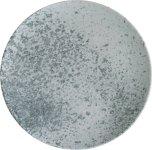 Teller flach coup 28cm Gray, Sandstone
