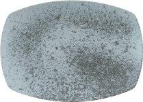 Platte coup rechteckig coup 32 x 23 cm GRAY, Sandstone