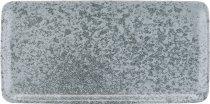 Platte rechteckig 30 x 15 cm GRAY , Sandstone