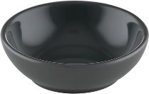 Schale 8cm BLACK, Sandstone