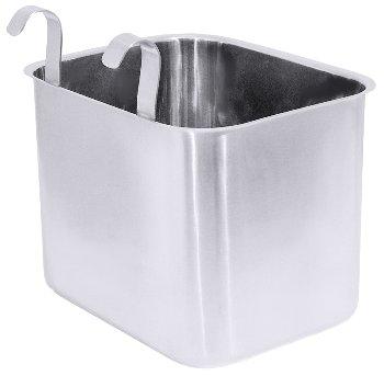 Abfallbehälter zum Einhängen