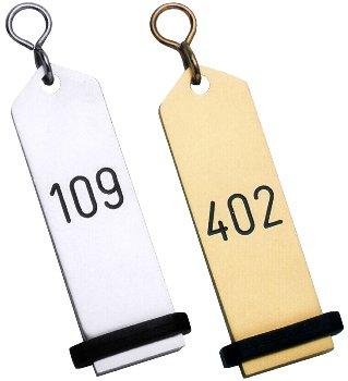 Hotel-Schlüsselanhänger