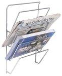 Wandablage für Illustrierte