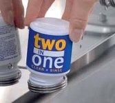 Reinigungskartusche Two in One 10er Pack