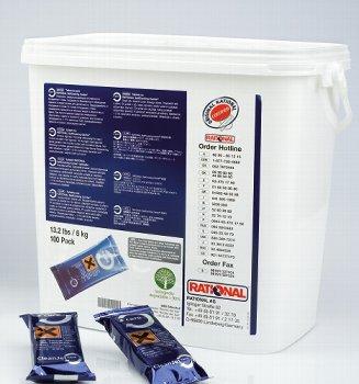 Rational Care-Tabs für iCombi Pro®, iCombi Classic® und SelfCookingCenter® mit CareControl 150 Stck.